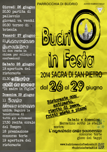 Budrio in festa 2014