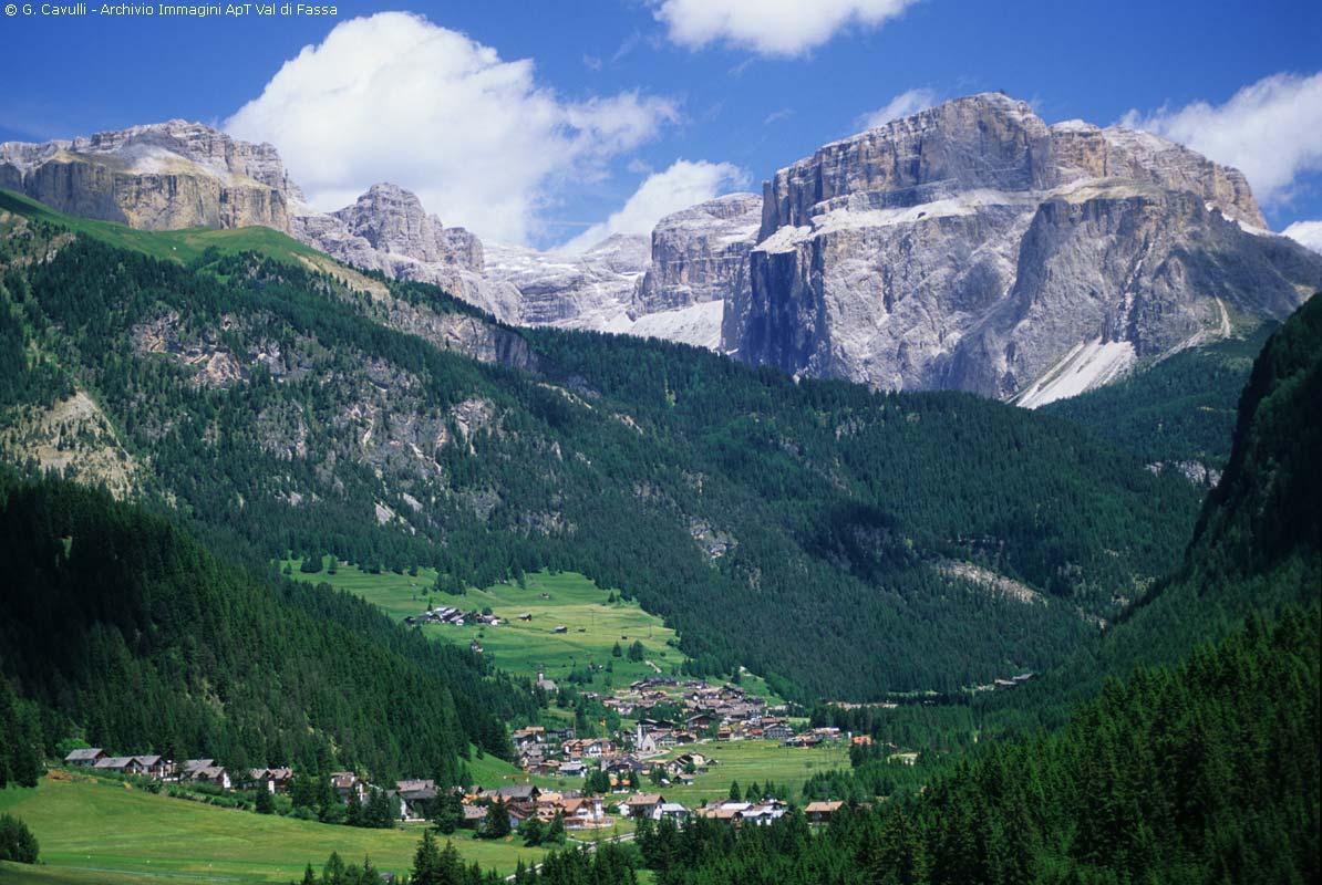 Campeggio 2000/2001 in Val di Fassa!