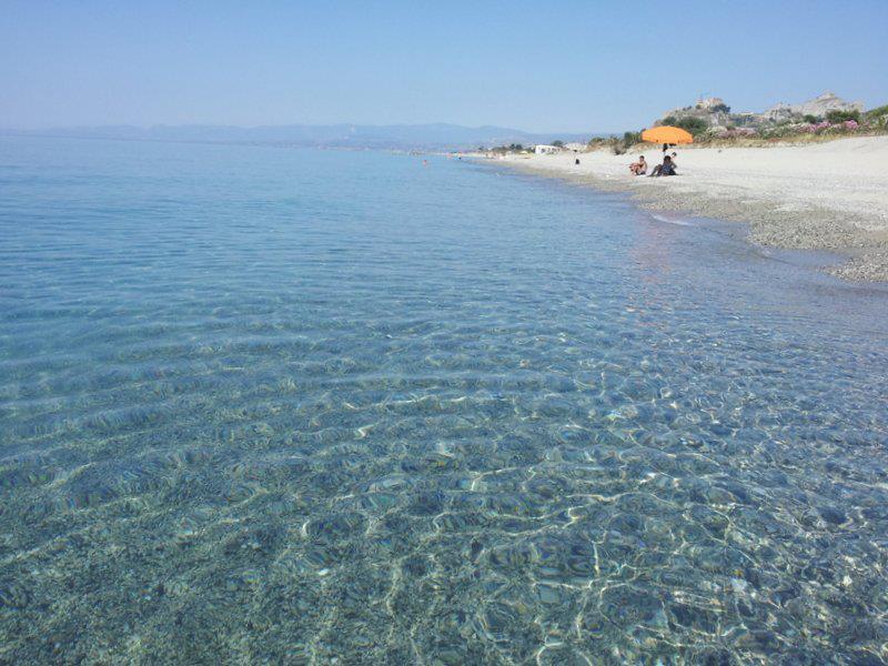 Esperienza in Calabria 2015 per i ragazzi 98/99
