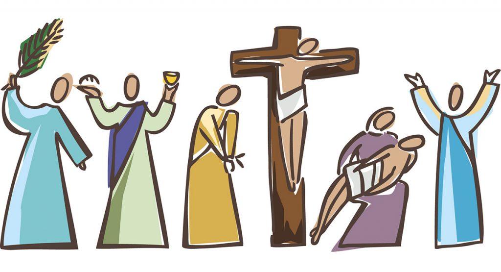 Promemoria dal 14 al 21 aprile (Settimana Santa)