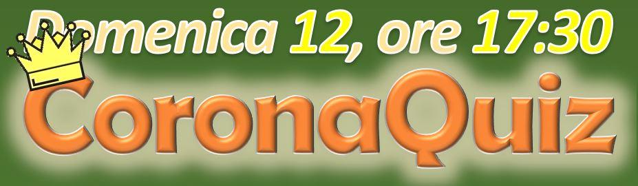 Corona Quiz -Pasqua in Compagnia